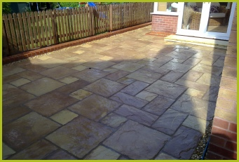 Landscape Gardener Patio/Paving Installers Covering Redditch Studley & Bromsgrove