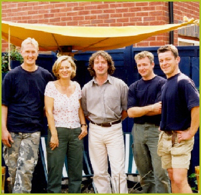 Former Pershore College Students/Lecturer Are Top Landscape Gardeners On BBC's 'Real Rakeovers'