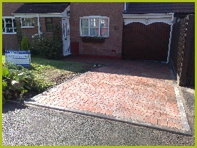 Block Paving Contractor Covering Redditch Studley Bromsgrove
